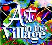 art in the village